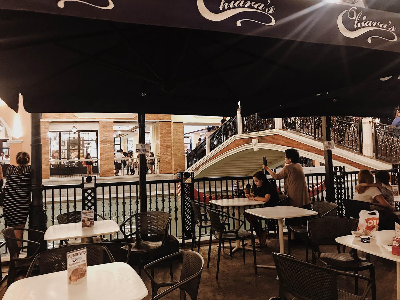 Chiara's Dining Area