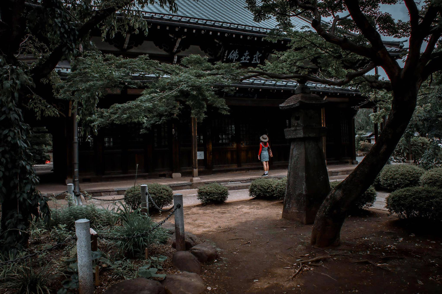 Gotokuji Temple - an Edo Period Buddhist Temple